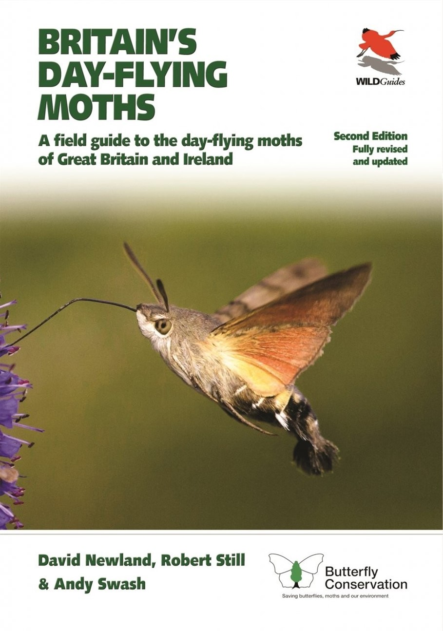 Britain's Day-flying Moths (2nd Edition)