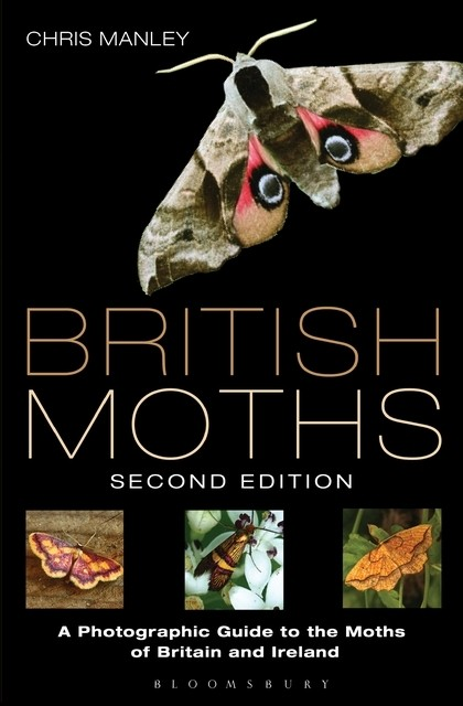 British Moths: A Photographic Guide (2nd Edition)