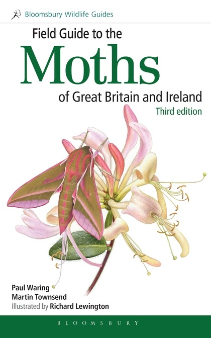 Field Guide to the Moths of Great Britain and Ireland (3rd Edition)