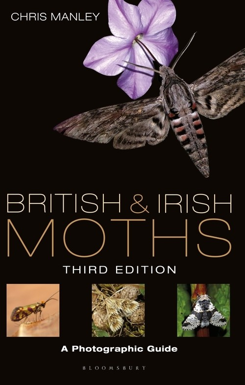 British Moths: A Photographic Guide (3rd Edition)